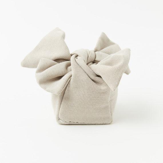 Jolly in mikado di cotone beige