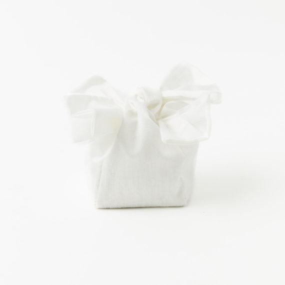 Jolly in mikado di cotone bianco